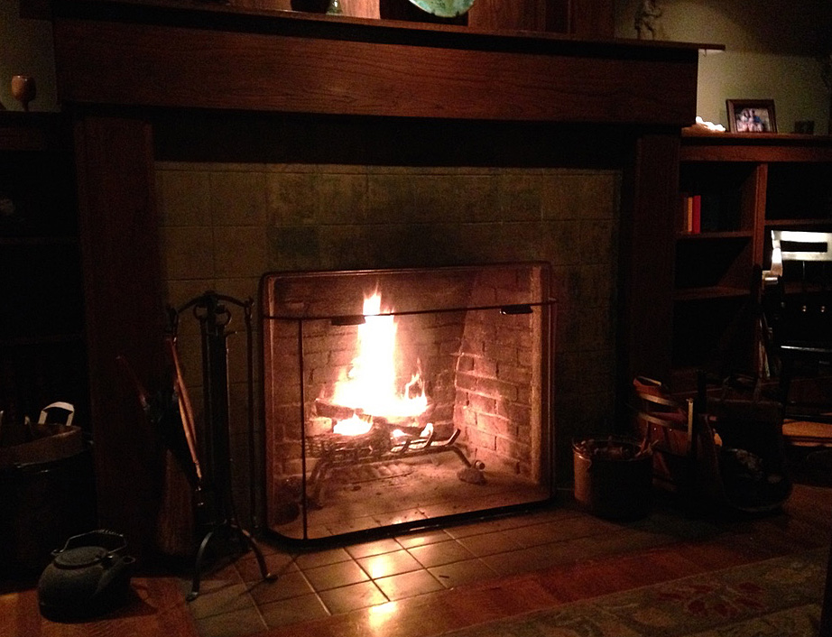 Why Do We Love a Good Fire in the Fireplace?