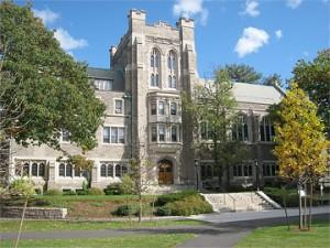 Andover Hall of Harvard Divinity School