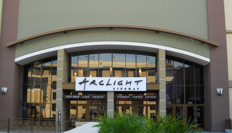 ArcLight theater in Pasadena