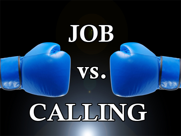 Replace Your Job with A Calling in 2017