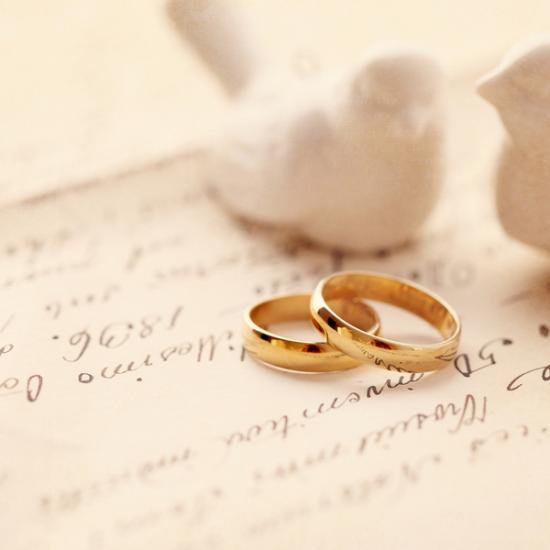 wedding-doves-rings-love