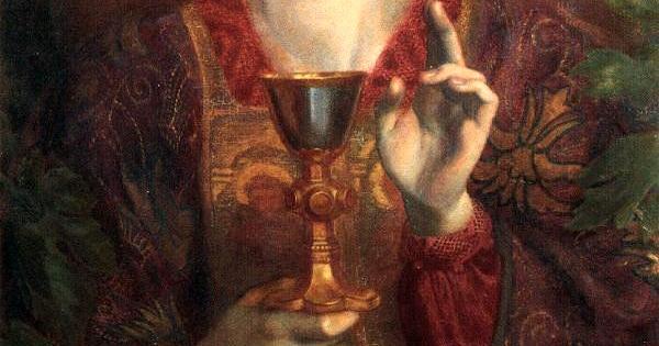Image Credit: Dante Gabriel Rossetti | Public Domain