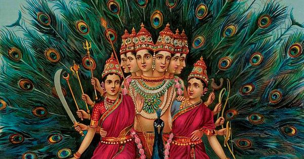 Image Credit: Raja Ravi Varma | Public Domain