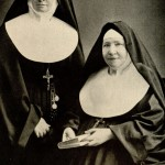 Mother Keating CSJ with Mother Dowling