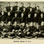 BC Football Team 1912
