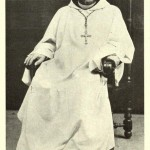 Dom Edmond Obrecht headed Our Lady of Gethsemani Abbey, Kentucky, from 1898 to 1935.