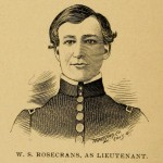 William S. Rosecrans as a Lieutenant, United States Army, in the 1840's.