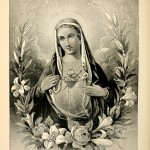 "Catholic Poetry: ""Our Lady of the May"" by J. Corson Miller"