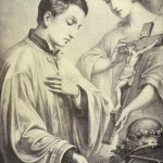 St. Aloysius Gonzaga, a Poem by Father William Hart McNichols, S.J., 1989