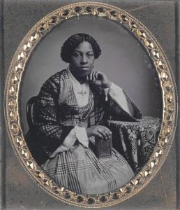 African American Daguerrotype