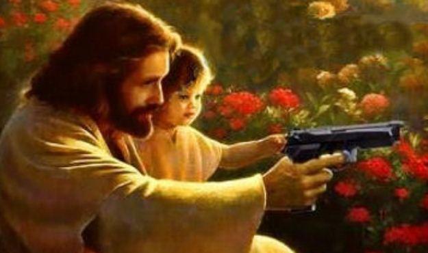 Jesus having sex