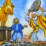 The problem with the golden calf story