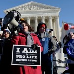 What if God wants the pro-life movement to lose the Supreme Court forever so they can act like Christians again?