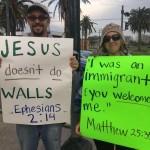 Jesus doesn't do walls (Ephesians 2:14)
