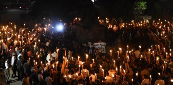 uva white supremacist rally