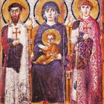 unknown-artist-mother-of-god-enthroned-with-ss-george-and-theodore-st-catherine-monastery-mt-sinai-egypt-circa-6001