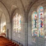 The Rosemont College Chapel where Liberti Main Line worships