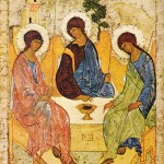 Icon of the Trinity