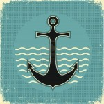 12490231-nautical-anchor-vintage-image-on-old-paper-texture