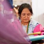 Picture 1--Ra Noe weaving