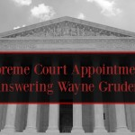Why Grudem Is Simply Wrong About the Supreme Court as a Basis for Voting for Trump