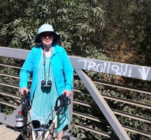 Troll Bridge Ahead
