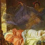 Briullov,_Karl_-_A_Dream_of_a_Girl_Before_a_Sunrise