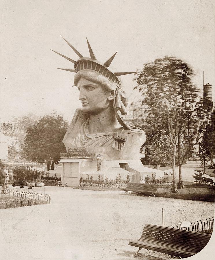 Dismembering Lady Liberty | Stephanie Savage