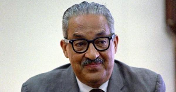 Thurgood Marshall was a one-man Black Lives Matter movement at a time when the NAACP hung banners proclaiming, 'A Man Was Lynched Yesterday.'