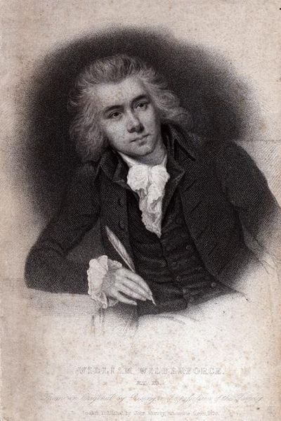 Wilberforce, from Wikimedia.