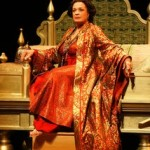 Franchelle Stewart Dorn as Zabina, Empress of Turkey, via scene4.com