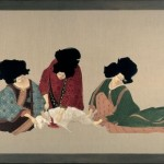 Hayv Kahraman, Collective Cut, via Art Slant
