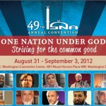 Publicity image for this year's ISNA convention.