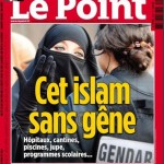 November 1 cover of Le Point.