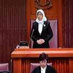 Silent Speaker: The Framing of Halimah Yacob's Political Promotion