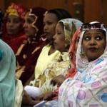 Malian women attend a news conference in the capital Bamako. Image by REUTERS/Eric Gaillard