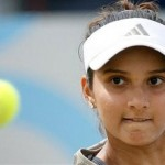 Sania Mirza. [Source].