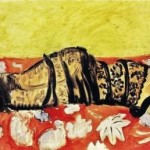 Henri Matisse's Odalisque - via It's About Time