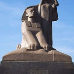 Nahdet Masr: Woman, Sphinx, and the Question of Modernity