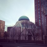 New York City's 96th Street Mosque. Image via the Unmosqued movie website.