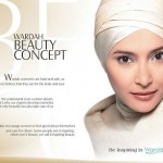 Advertisement for Wardah Cosmetics. [Source].
