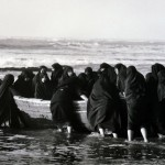 """Rapture"" by Shirin Neshat. [Source]."