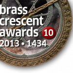 brass crescent awards
