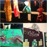 Eryn and Ivy's Ramadan lanterns, treat bags, and advent calendar.