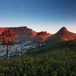 Table Mountain.  Image via Noorgraphy 2013.