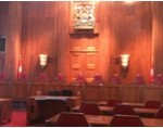 The Supreme Court of Canada. Guided Tour 2013.