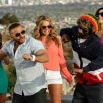 A scene from Tamer Hosny's music video for Si El Sayed. [Source].