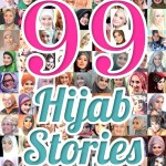 Cover of 99 Hijab Stories. [Source].
