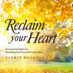 The cover of Yasmin Mogahed's Reclaim Your Heart. [Source].