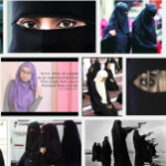 "A screen capture of a Google image search for ""Muslim women."""